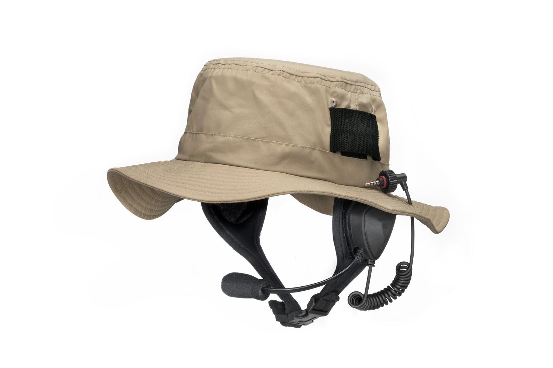 96e5c34bd55 Surf hat headset - BbTalkin